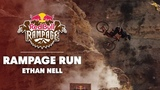 Two Podiums in Two Years Ethan Nells 3rd Place Run Red Bull Rampage