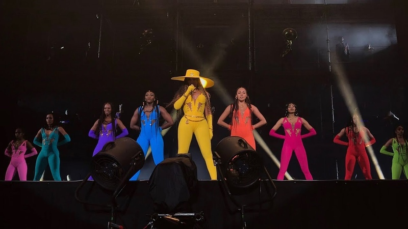 Beyoncé - Formation Run The World Global Citizens Festival Johannesburg, SA 1222018