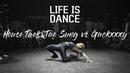 2018 LIFE IS DANCE vol.4 l House Taek Tae Sung vs Gackxxxy(Rhythm GateWaackxxy) l top 4-2
