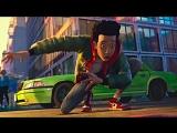 Первый трейлер к мультфильму Человек паук Через вселенные