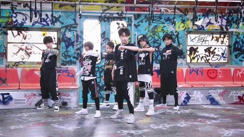 BOY STORY Handz Up Dance One Take
