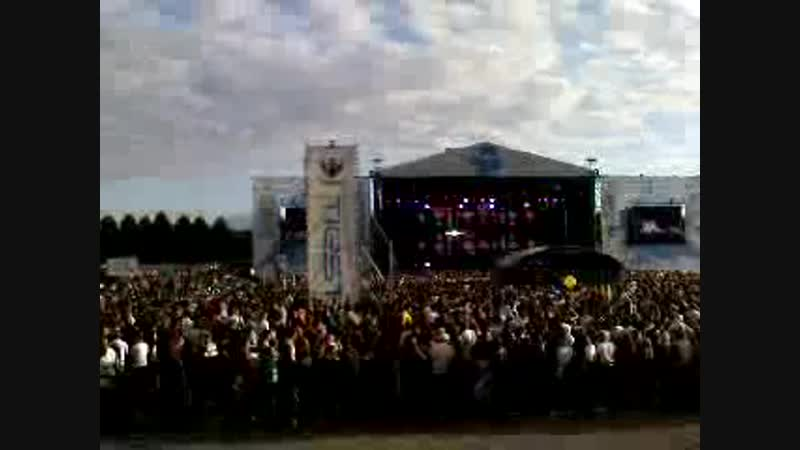 Dj Feel на Tiesto Open Air