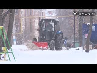 В Ульяновске колодцы чистят разморозкой и гидроударом, а ямы греют и засыпают http://ulpravda.ru/
