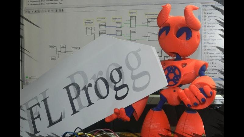 FL Prog. Часть 2 - Ардуино. Аналоговая клавиатура своими руками.