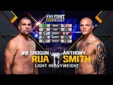 Fight Night Moncton Free Fight Anthony Smith vs Shogun Rua
