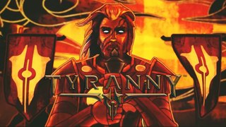 Tyranny - Trailer [Трейлер | RUS SUB | Русские субтитры]