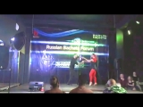 Bachatastars Russia - Alex & Yulia - 3d Place (Improvisation)