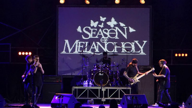 Season Of Melancholy - Violent (Live at Bingo club, Kiev, 16.03.2018)