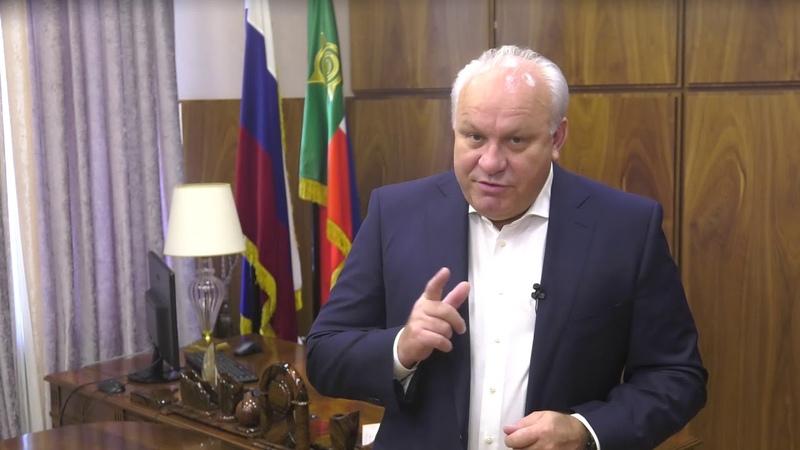 Виктор Зимин объяснил свой уход