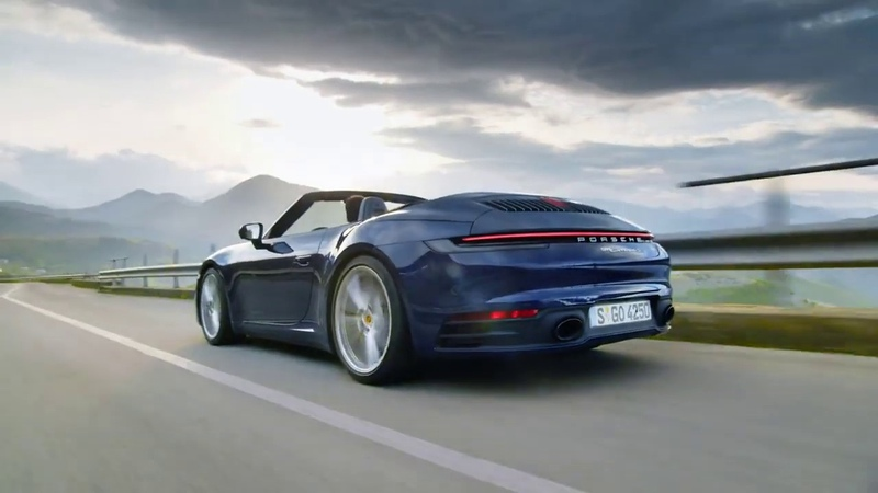 Yeni Porsche 911 Carrera S Cabriolet - En iyi sezon için hazır