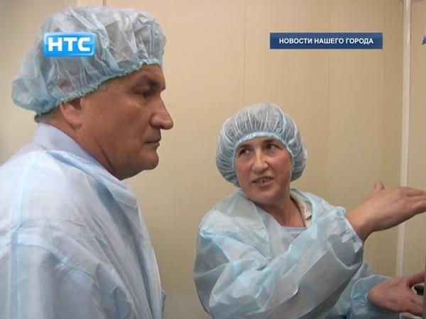 Подготовка кадров на ирбитском химико-фармацевтическом заводе