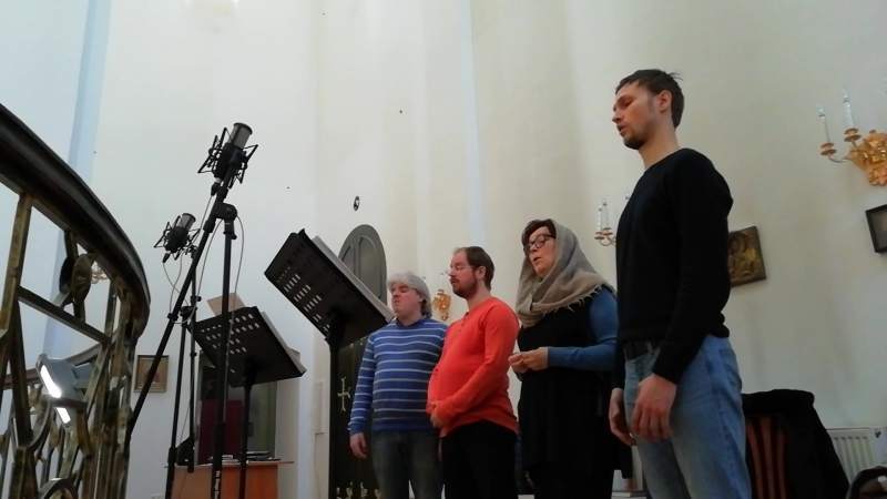 Anima - Марие, мати Божия (К. Туев)