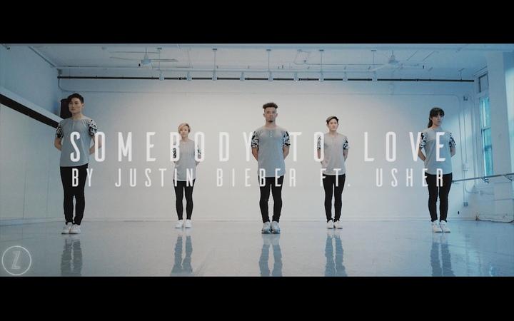 Somebody to Love || @JustinBieber @Usher @DanceOn || Kenichi Kasamatsu Choreography