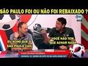 PVC E FLAVINHO BATEM BOCA EM DEBATE SOBRE REBAIXAMENTO DO SÃO PAULO EM 1991 CAIU OU NÃO CAIU