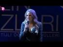 Serenay Sarıkaya YTÜ Yılın Yıldızları Ödül Töreni En Beğenilen Kadın Dizi Oyuncusu
