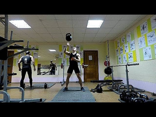 Путь к КМС по гиревому спорту (2 серия)