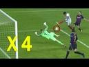 2 Heroic Double Saves By Ter Stegen Against Sevilla