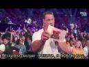 [RUS SUB][180325] Джон Сина говорит о любимчиках из BTS. BTS Favorite John Cena Kids Choice Award 2018
