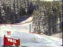 Highlights from the 1989 Vail Beaver Creek World Championships