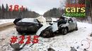 (18)Смертельные аварии и ДТП. Жесть 2019 215 / Car Crash 2019 215