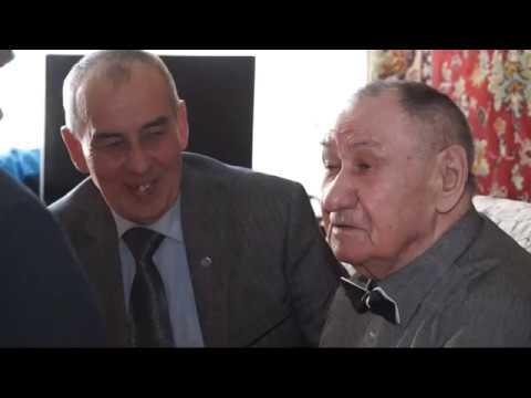 «Отец серовского бокса» - Юрий Врублевский отмечает свой 90-летний юбилей!