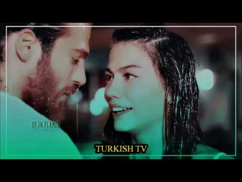 Can Sanem 💘 || Erkenci Kus || Cue The Rain ❤💕