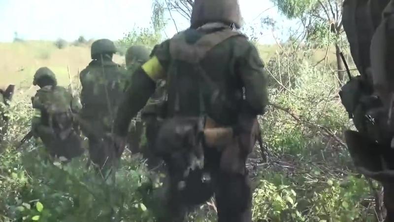 Ликвидация главаря банды Абас Хубаев оперативная съёмка