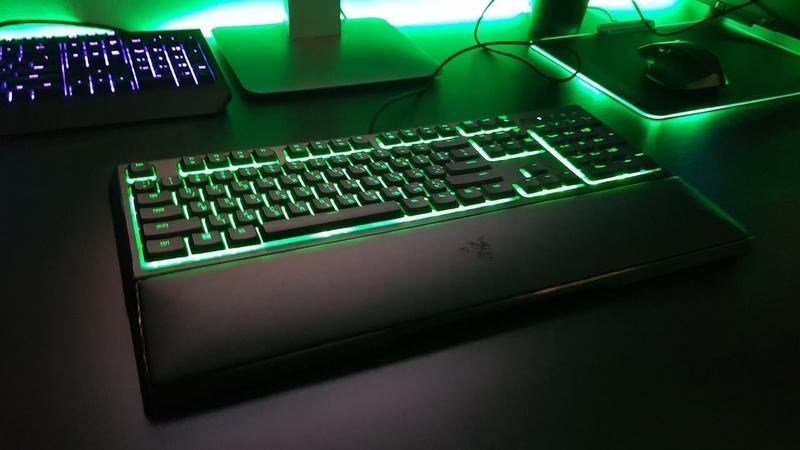 Razer Ornata Chroma Лучшая гибридная клавиатура