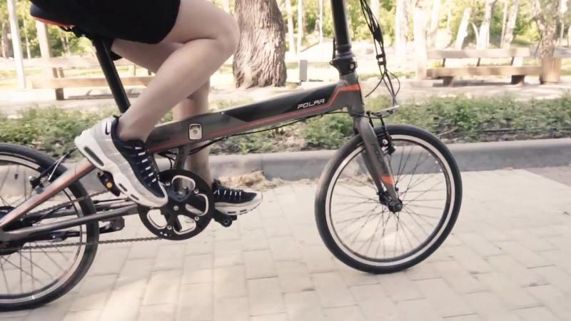 Электровелосипед Polaris PBK 2001SL