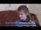 Мини-фильм о прекрасной Ангелине из Василевич подарил девочке наш Телеканал