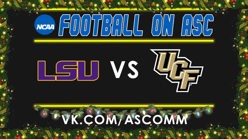 Fiesta Bowl | LSU VS UCF