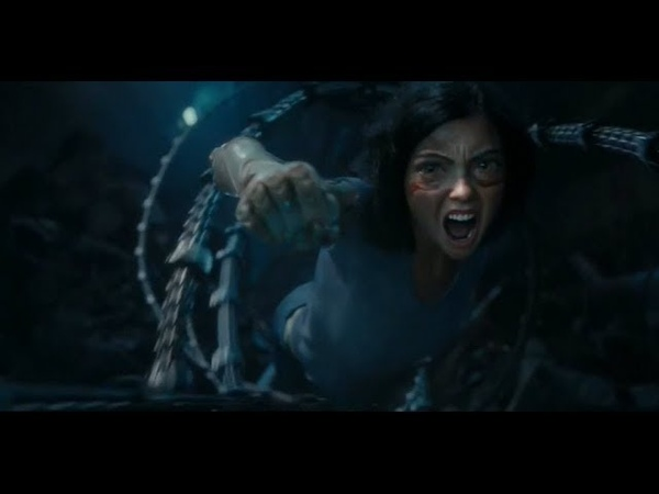 Alita Battle Angel 2019 'Battle' TV Spot HD In Theaters February 14
