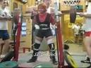 Юлия Зауголова приседает 270 кг и 280 кг в однослойной экипировке