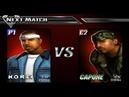 Def Jam Vendetta 51. N.O.R.E vs Capone (Junkyard ME)