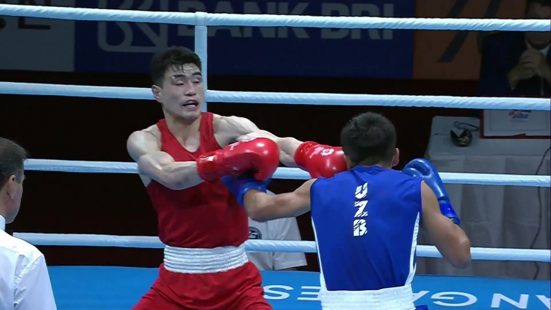 Asian Games 2018_FINAL_56kg_UZB_PRK