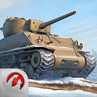 Установить  World of Tanks Blitz