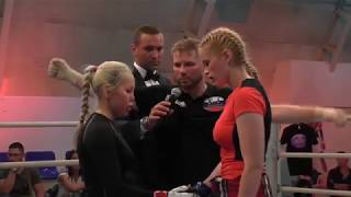 Бой 12 Мамаева Ксения VS Крутова Лина Турнир L 1 Russia 23 06 18