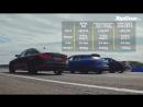 BMW M5 vs Mercedes-AMG E63 S vs Porsche Panamera Turbo S _ Drag Races _ Top Gear