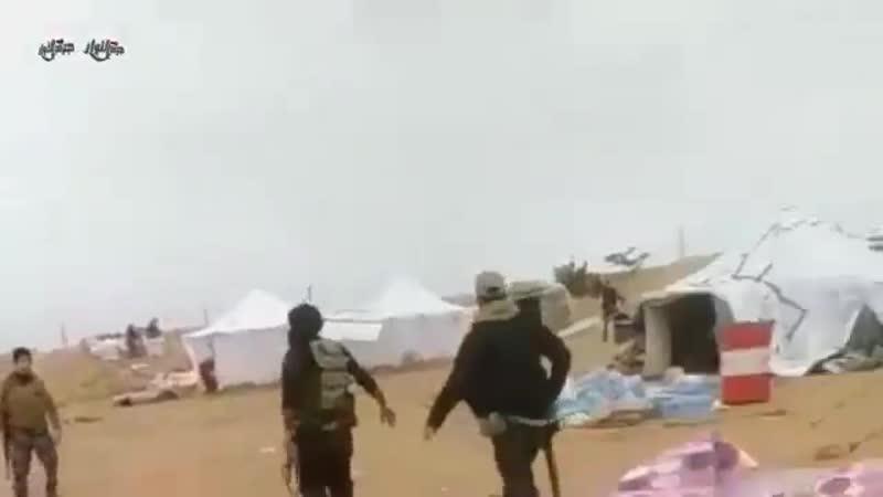 30.11.18 - подразделения формирования Джейш ас-Сувар СДС заняли несколько позиций в регионе на фронте анклава Хаджин.