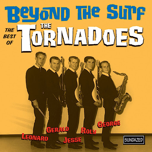 The Tornadoes альбом Beyond the Surf - Best of