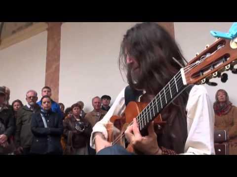 безбашенный SUPER талантливый гитарист 2 Estas Tonne RUMBADIOSA