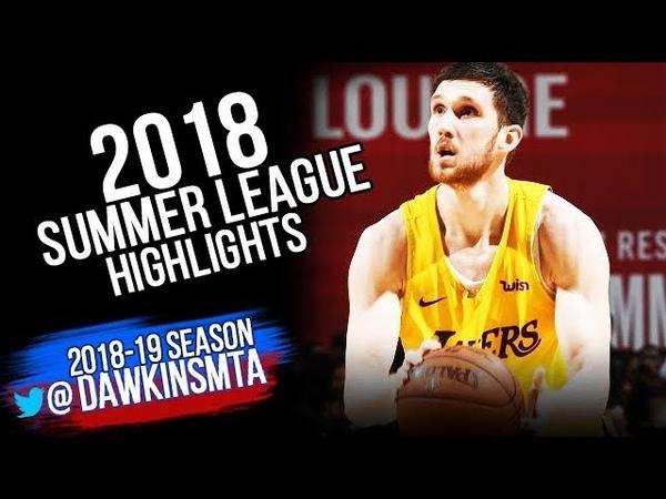 Михайлюк Svi Mykhailiuk Full 2018 Summer League Highlights Михайлюк Svi Mykhailiuk UA USA NBA НБА баскетбол SV_Sport