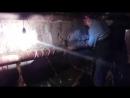 Замена канализации аварийный участок в подвале, выход на центральный колодец до фундамента .