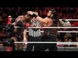 (WWE Mania) Extreme Rules 2018 Bobby Lashley vs Roman Reigns