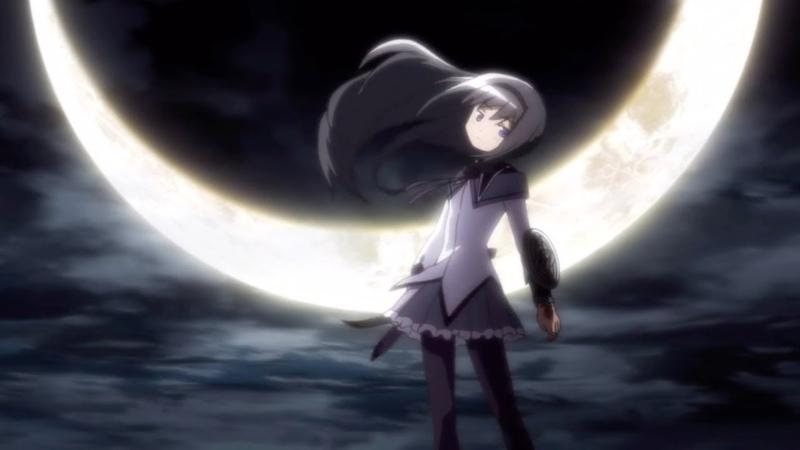 マギレコ クールほむら 暁美ほむら変身シーン+自己紹介 Cool Homura Transformation Anime