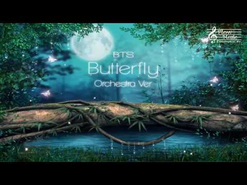 BTS - Butterfly 오케스트라 버전 (Orchestra Ver)