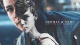 Thomas &amp Newt Aren't we just terrified