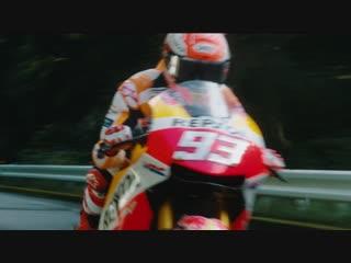 Marc Márquez Rides The Famous Hakone Turnpike