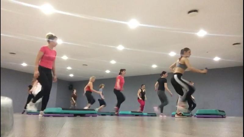 Step power с Кураевой Елизаветой