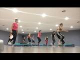 Step+power с Кураевой Елизаветой